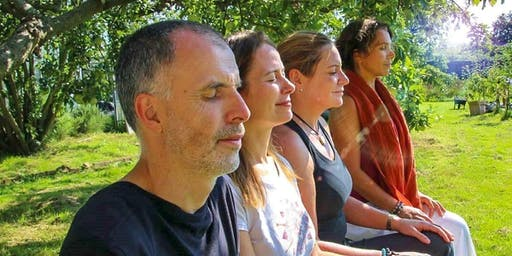 Learn Transcendental Meditation in Central London (EC1)