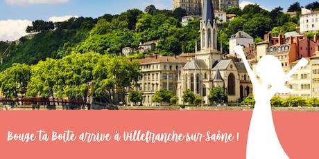 Lancement du réseau business féminin à Villefranche sur Saone billets
