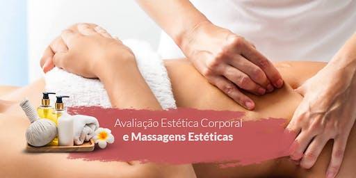 Avaliação Estética Corporal e Massagens Estéticas