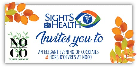 An Elegant Evening of Cocktails & Hors d'Oevres at NOCO tickets
