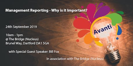 Management Reporting - why is it important? tickets