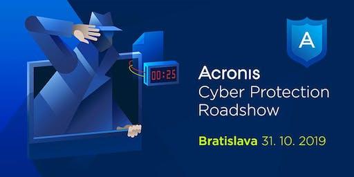 Acronis Roadshow Bratislava
