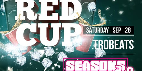 Red Cup Party X Trobeats tickets