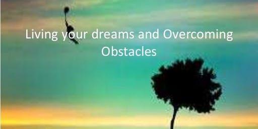 Speak it to release it - Overcoming