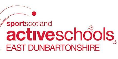 Active Schools Volunteer Training - Inclusive Dance tickets