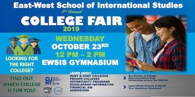 East-West School of International Studies Annual College Fair