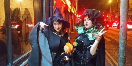 Halloween A Go Go! A spooky cabaret and burlesque spectacular tickets