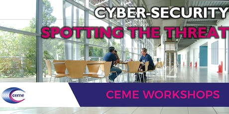 CyberCrime- Spotting the Threat! tickets