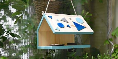 DIY-Workshop: Vogelhaus Tickets