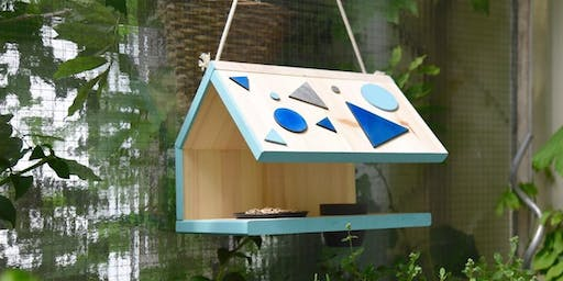 DIY-Workshop: Vogelhaus