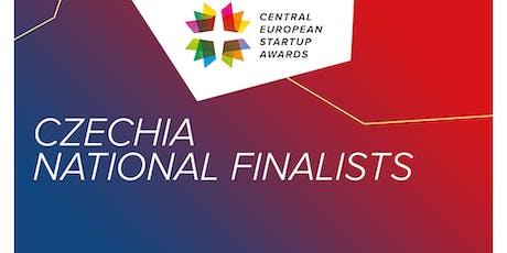 CESAwards 2019 | Czech Republic tickets
