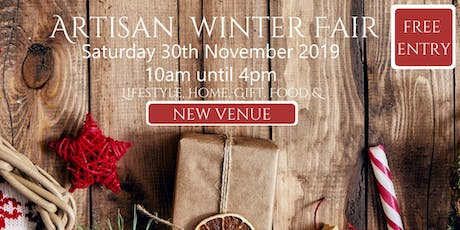 Artisan Winter Fair at The Manor House, Quorn by Bawdon Lodge Farm tickets