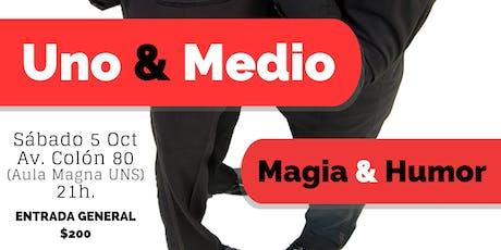 Show de Magia y Humor  - Bahía Blanca entradas