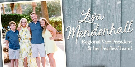 Lisa Mendenhall's Benz Benefit