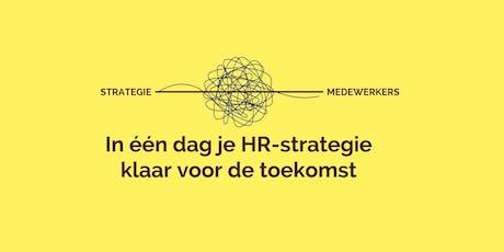 In één dag je HR-strategie klaar voor de toekomst tickets