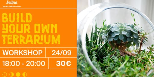 How to build your own terrarium