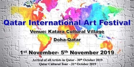 Qatar International Art Festival 2019 tickets
