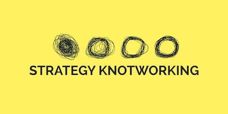 Strategie ontwikkelen samen met je medewerkers: Strategy Knotworking tickets