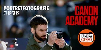 Workshop Portretfotografie met Canon Academy