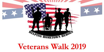 The Warriors Re-Entry Ranch - Veterans Walk 2019