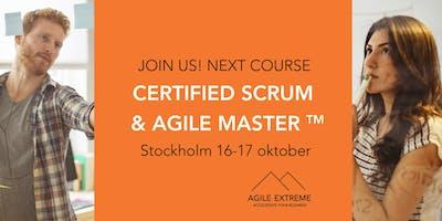 Certified Scrum & Agile Master™