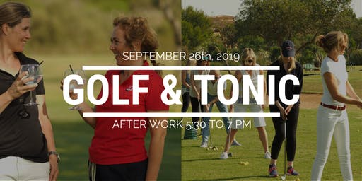 Golf & Tonic AfterWork
