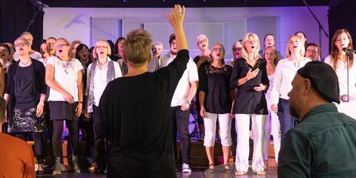 Gospel-Workshop mit May Madsen & Steffen Bay