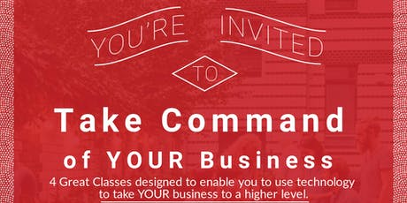 Take Command of YOUR Business - THRIVE with KW COMMAND tickets