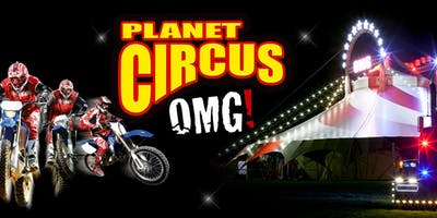 Planet Circus The WOW Factor, Gloucester Park, Gloucester!!
