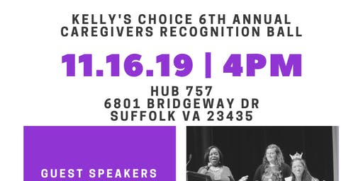 Kelly's Choice 6th Annual Caregivers Recognition Ball