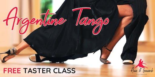 Argentine Tango Free Taster