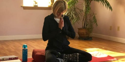 Gentle Yoga & Alternative Healing Series - Calm Before the Holiday Chaos