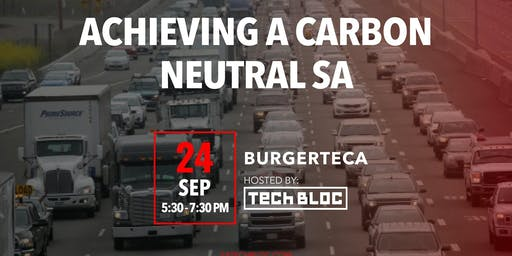 September Tech2sDay: Achieving A Carbon Neutral SA