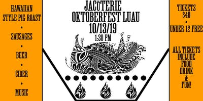 JACUTERIE Oktoberfest Pig Roast and Fall Harvest Party