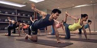 Pilates session - TUESDAY