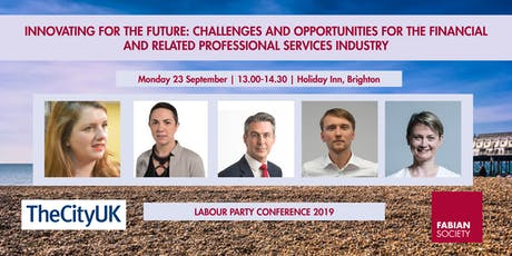 Fabian Fringe: Innovating for the future: Challenges and opportunities tickets