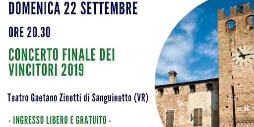 concerto gratuito al castello di Sanguinetto
