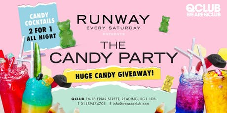 Runway Presents The Candy Party! tickets