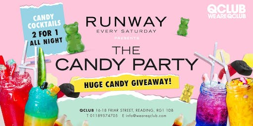 Runway Presents The Candy Party!