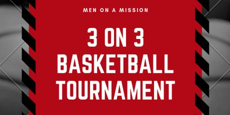 Copy of 3 on 3 Basketball Tournament  tickets