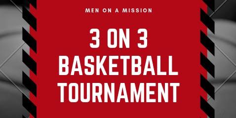 Copy of 3 on 3 Basketball Tournament