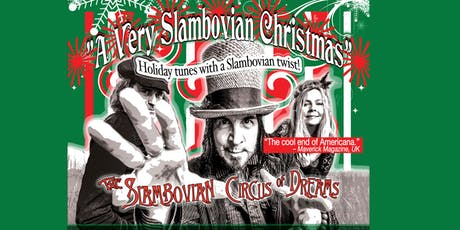 'A Very Slambovian Christmas' Tour: The Slambovian Circus of Dreams tickets
