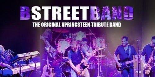 B Street Band - Dinner & Dancing!