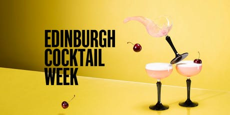 Edinburgh Cocktail Week 2019 tickets