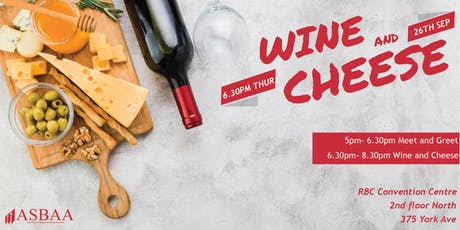CPA Wine and Cheese tickets