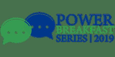Charleston Power Breakfast - 9 Before 9 tickets