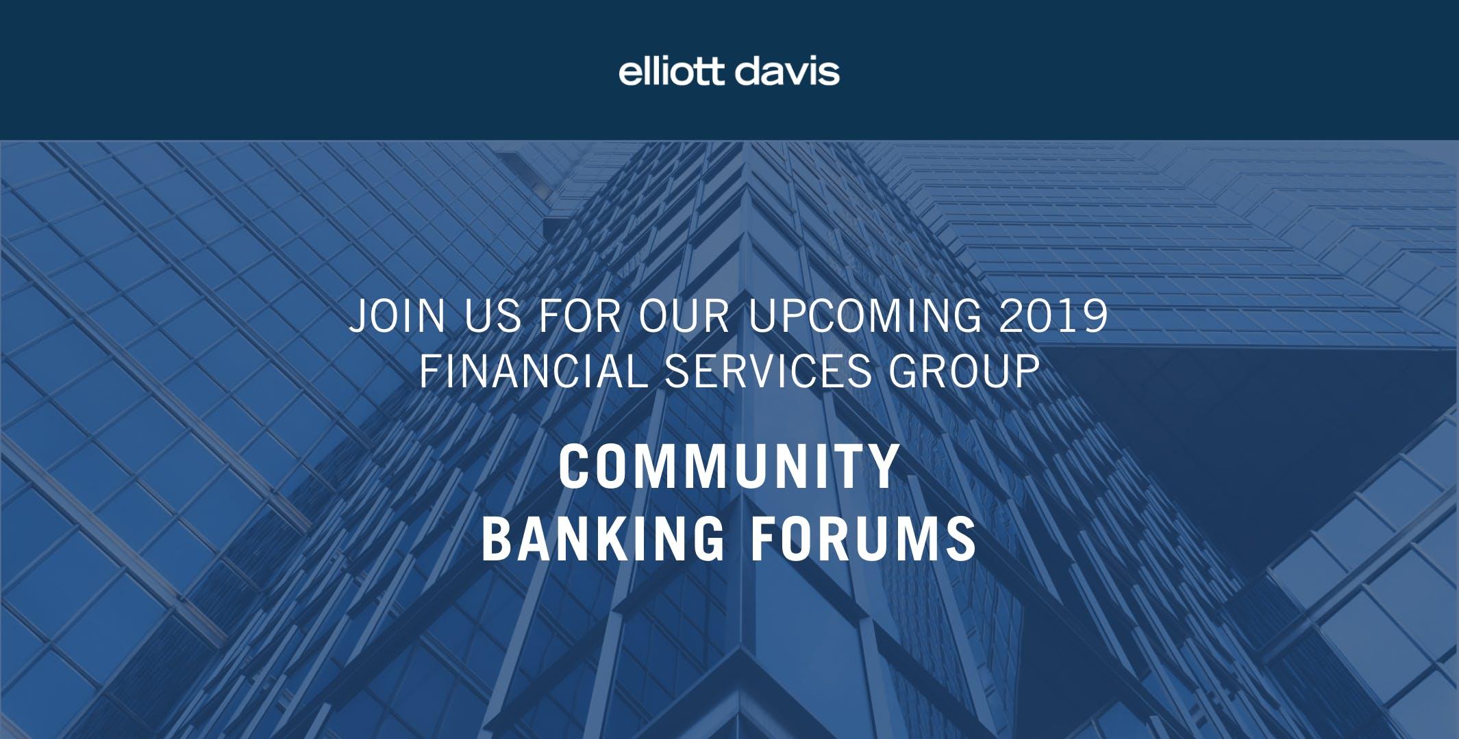 South Carolina Banking Forum