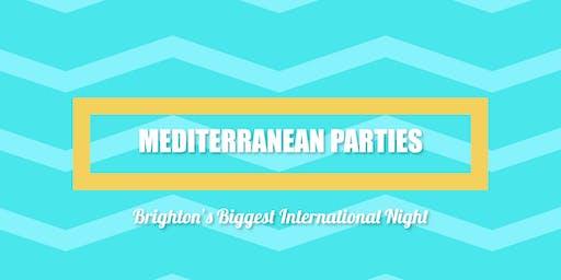 Mediterranean Parties - Sussex Freshers