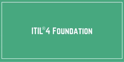 ITIL® 4 Foundation Training & Certification in New York