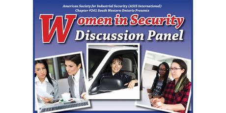 Women In Security - Discussion Panel tickets